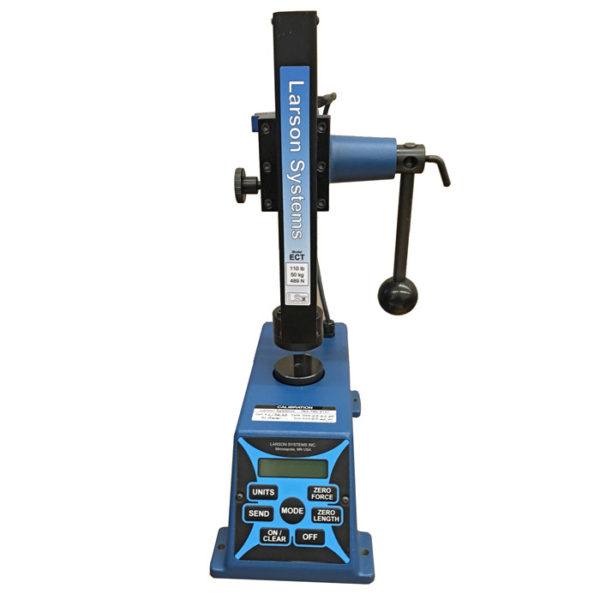 Electronic Compression Spring Tester